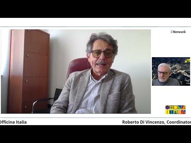 Il Network di Officina Italia_Roberto Di Vincenzo dialoga con Oscar Buonamano