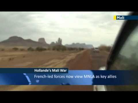 Mali Tuaregs posing separatist threat: Tuareg rebels claim to control Kidal in northern Mali