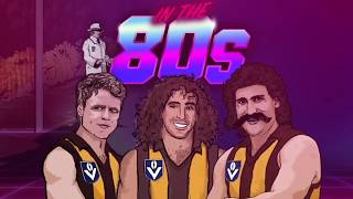 Welcome to footy finals in the 1980s | 2018 | AFL