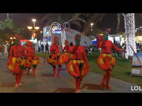 Muscat Festival, Al Amerat Park, Oman Vlogs