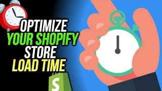 Guide To Shopify Page SPEED Optimization! (Easy Way To Increase Sales)