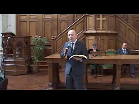 "Emanuel Ban predica ""Fiul risipitor INTOARCEREA"""
