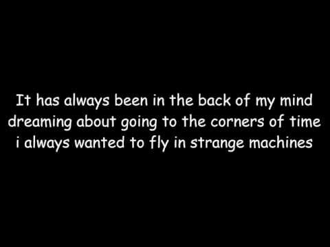 The Gathering - Strange Machines (lyrics)