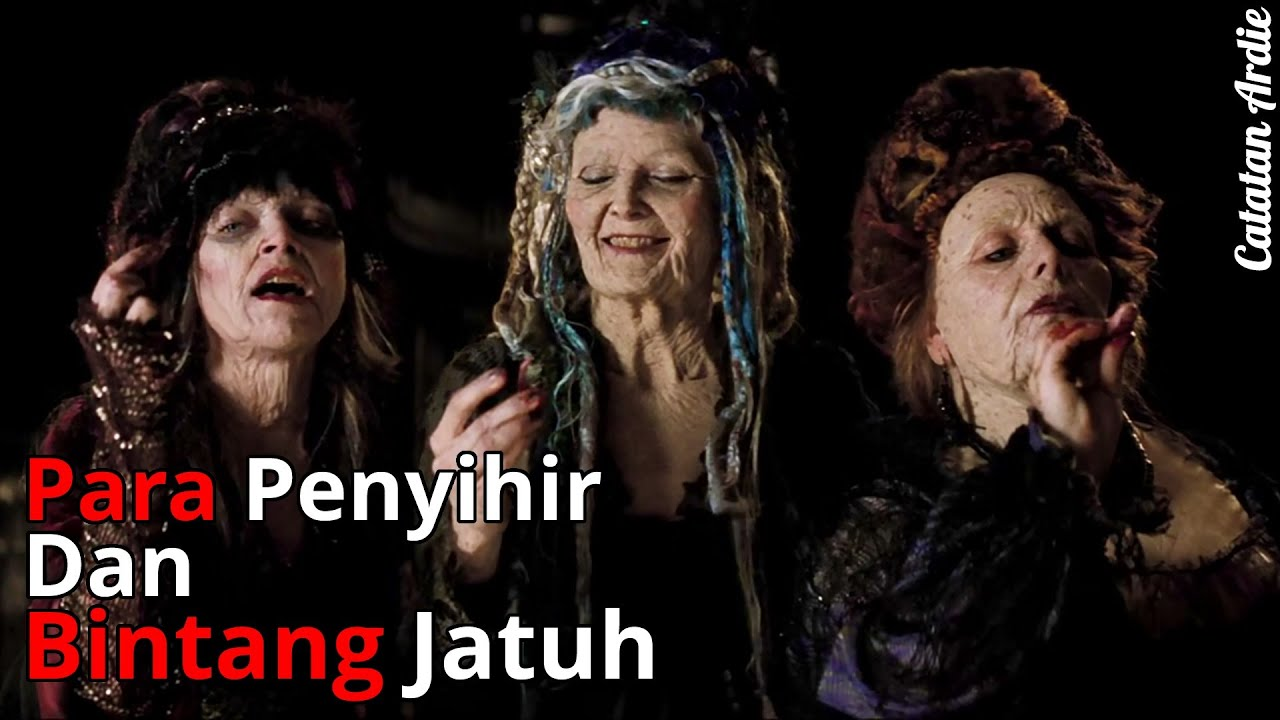 Download PARA PENYIHIR DAN BINTANG JATUH || RANGKUM ALUR CERITA FILM - STARDUST (2007)