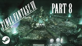 FF7 Longplay – Part 8: President Shinra and Airbuster Boss