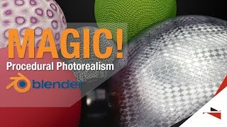 Blender Quick Tips - Magic Textures