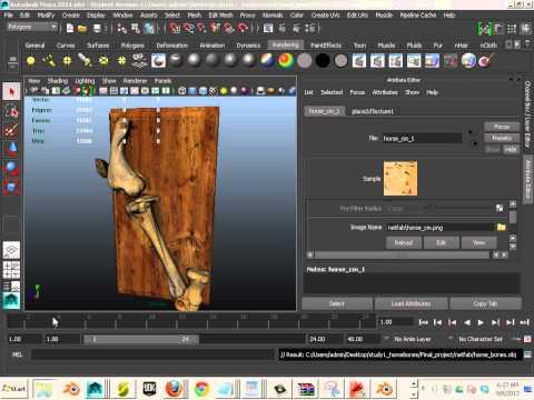 0419 Mudbox 2014 Displaying your Models online using sketchfab)