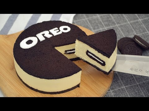 No Bake Oreo Cheesecake.How To Make Oreo Cheesecake Recipe