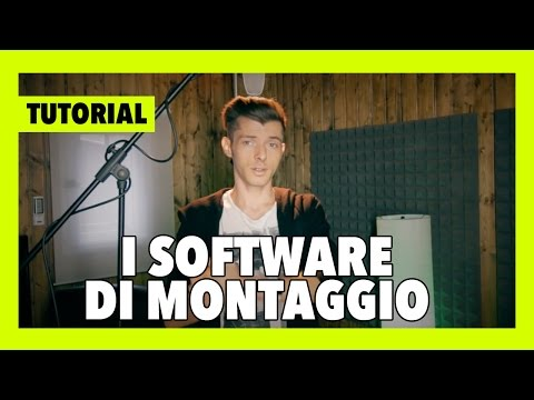 I SOFTWARE DI MONTAGGIO - SLIM DOGS