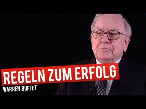 10 Regeln für Erfolg von Warren Buffett