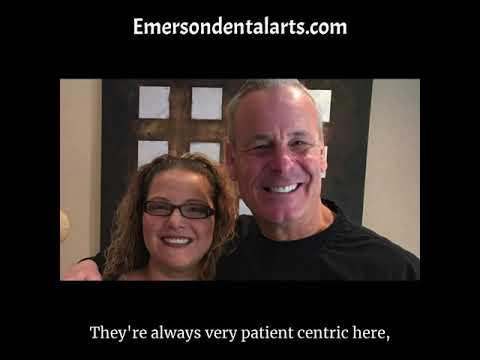 Emerson Dental Arts Patient Testimonials