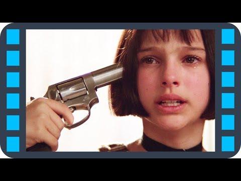 Матильда проверяет Леона на чувства — «Леон» (1994) сцена 2/8 HD