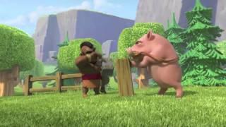 Clash of Clans Hog Rider Movie