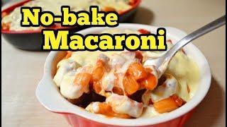 No-Bake Macaroni