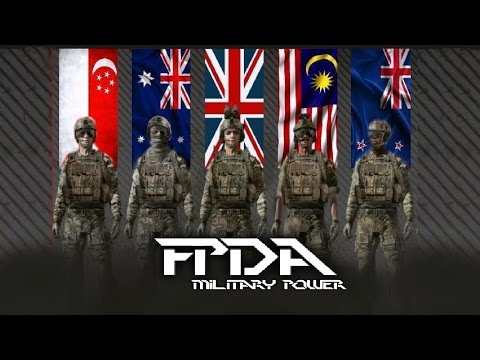 FPDA Military Strength