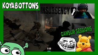 Insurgency Cansur Sessions RETURN OF MILES AND SAM