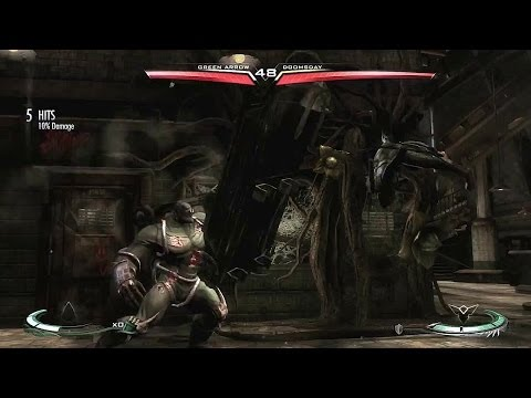 PS4 - Injustice: Gods Among Us Gameplay Part 1