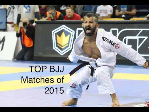 TOP BJJ & Grappling Matches of 2015 - Part 1 [HELLO JAPAN]