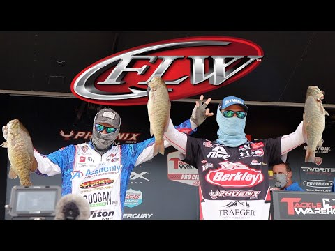 FLW Lake Erie SUPER TOURNAMENT - Championship Day FINAL WEIGH IN