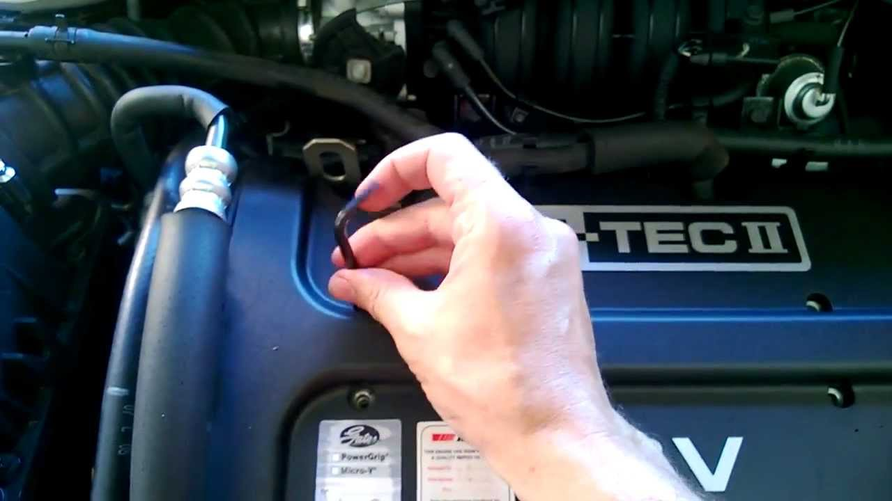 How To Replace Spark Plugs On Holden Barina Tk Model 2005