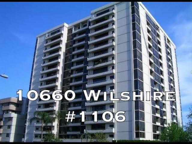 10660 Wilshire Blvd #1106, Los Angeles CA 90024