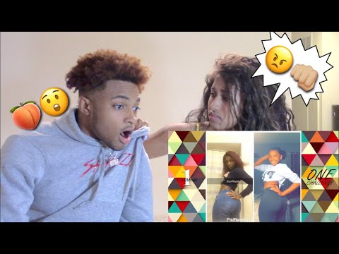 *SHE HIT ME* LIL BOOTIES MATTER CHALLENGE 🍑 DANCE COMPILATION REACTION! Ft. Bri Chief #litdance