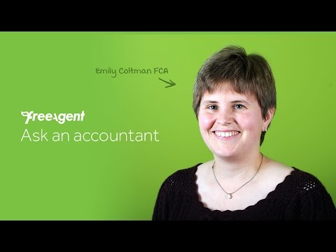 Lunchtime Live - our Chief Accountant answers your business bookkeeping questions