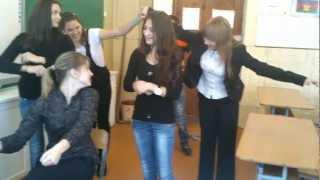 9 класс на уроке психологии :D