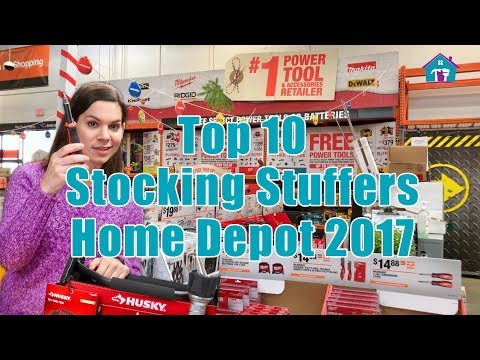 The Best Tool Deals in The Home Depot Gift Center!