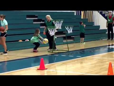 Physical Education- Basketball Skills For Oasis School For Autism