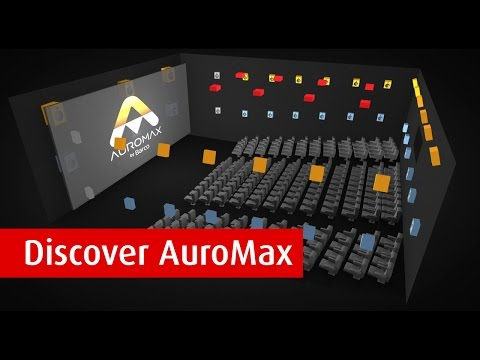 Discover AuroMax® by Barco