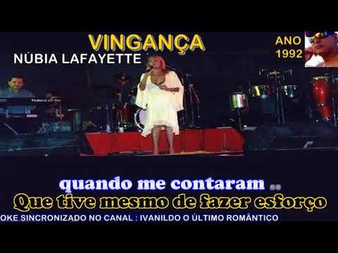 Vingança  - Lafayette  - karaoke