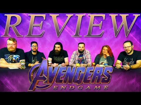 Avengers: Endgame Movie REVIEW [No Spoilers]