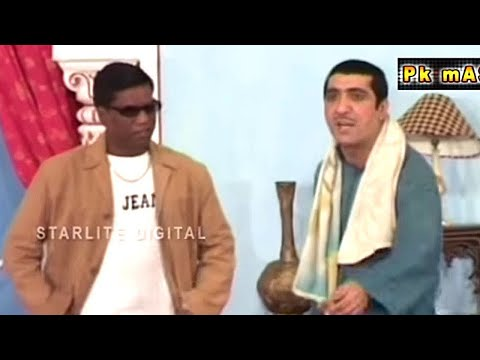 Best Of Amanat Chan and Zafri Khan Stage Drama Full Comedy Clip