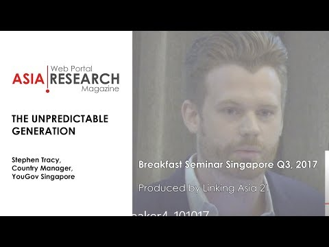 The unpredictable generation – YouGov (Singapore)