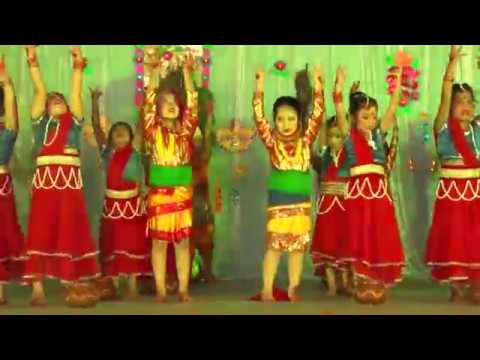 Parents' Day Programme - GEMS School - 12 Kartik 2073 -1