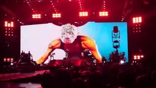 Madonna Rebel Heart Tour Sydney 20 Mar 2016 - Living for love