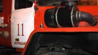 В Мурманске сгорел BMW X6. ВИДЕО(, 2014-09-22T11:13:00.000Z)