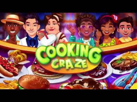 Cooking Craze – A Fast & Fun Restaurant Chef Game 1