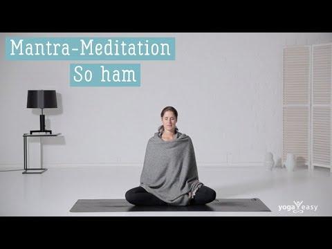 Yoga-Meditation | Mantra-Meditation So ham mit Christina Lobe