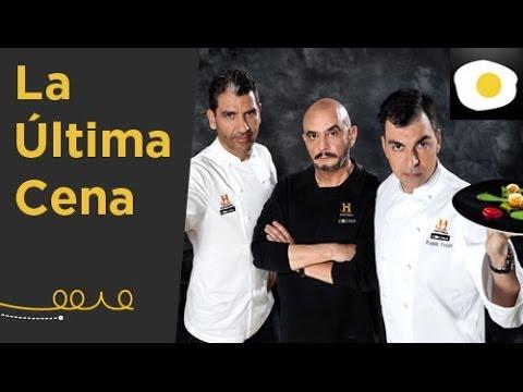 Descubre la ltima cena canal cocina youtube for Cenas frias canal cocina