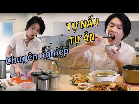 Quang Trung hướng dẫn nấu ăn CỰC ĐƠN GIẢN ngày Tết!