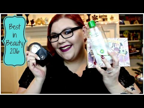 Best in Beauty 2016! Hair, Makeup, Skincare & More!