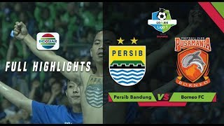 Download Video Persib Bandung (3) vs (1) Borneo FC - Full Highlight  | Go-Jek Liga 1 bersama Bukalapak MP3 3GP MP4