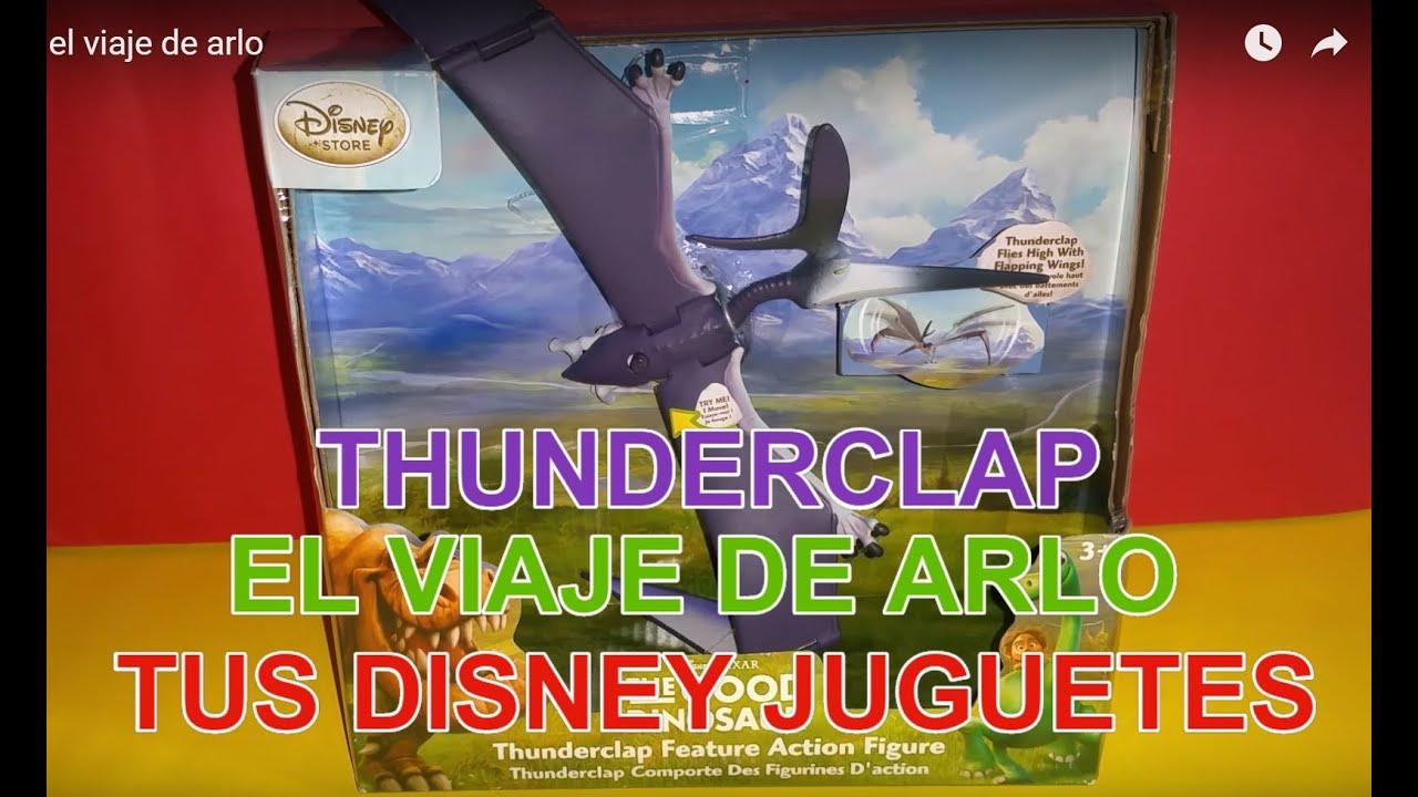 Thunderclap del viaje de arlo - YouTube