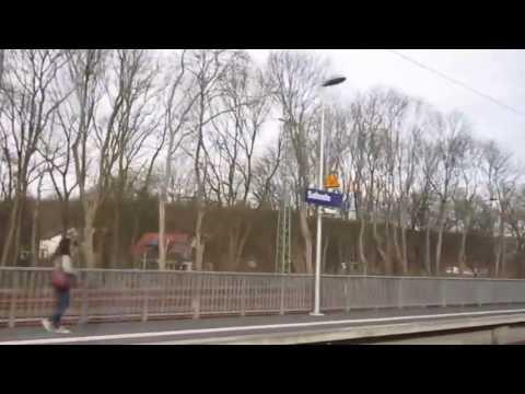 Fahrt mit der S- Bahn 3 von Hildesheim nach Hannover