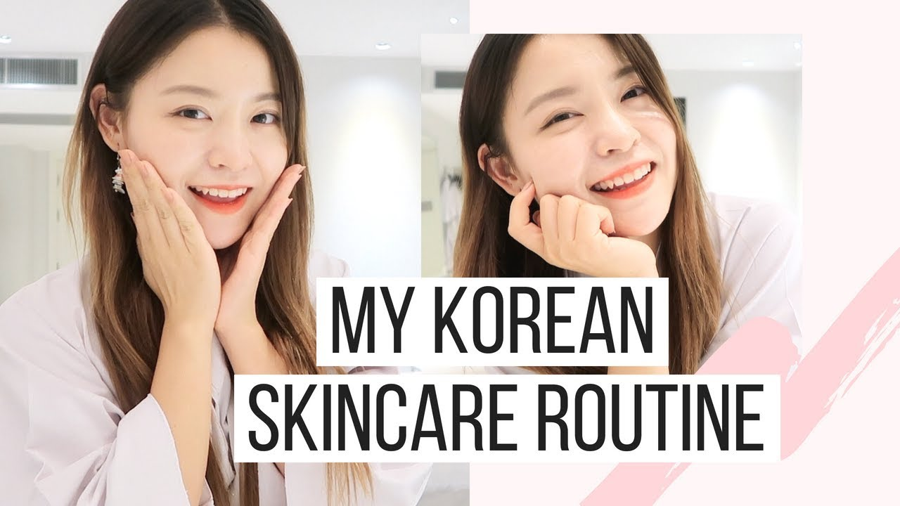My Korean Skincare Routine Calming Acne Prone Skin Youtube Ms Glow Series Original