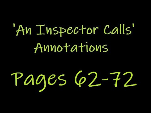 'an-inspector-calls'-annotations:-the-ending.