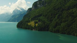 Сім чудес Швейцарії: Фирвальдштеское озеро