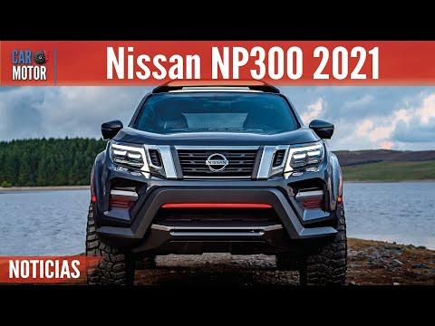 Nissan NP300 Frontier 2021🔥 - Muy pronto se presentará la nueva pick up    Car Motor